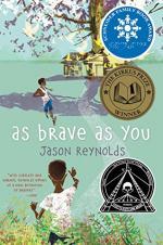 As Brave as You by Reynolds, Jason