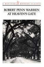 At Heaven's Gate by Robert Penn Warren