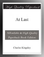 At Last (BookRags) by Charles Kingsley