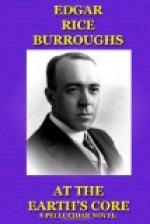 At the Earth's Core (novel) by Edgar Rice Burroughs