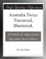 Australia Twice Traversed, Illustrated, by Ernest Giles