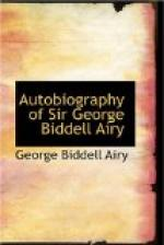 Autobiography of Sir George Biddell Airy by George Biddell Airy