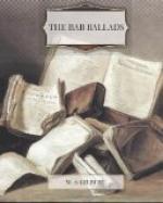 Bab Ballads by W. S. Gilbert