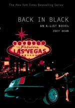 Back in Black: An A-list Novel by John Meaney