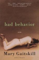 Bad Behavior: Stories by Mary Gaitskill