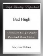 Bad Hugh by