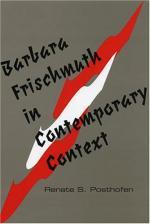 Barbara Frischmuth by
