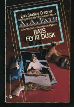 Bats Fly at Dusk by Erle Stanley Gardner