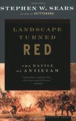Battle of Antietam by