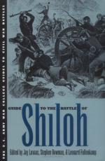 Battle of Shiloh by