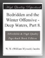 Bedridden and the Winter Offensive by W. W. Jacobs