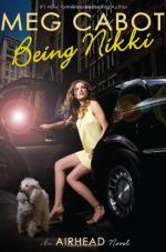 Airhead #2: Being Nikki by Meg Cabot