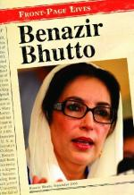 Benazir Bhutto by