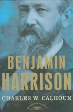 Benjamin Harrison by