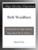 Beth Woodburn by