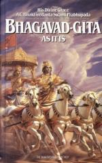 The Bhagavad Gita by Anonymity