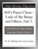 Bill's Paper Chase by W. W. Jacobs