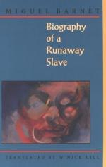 Biography of a Runaway Slave by