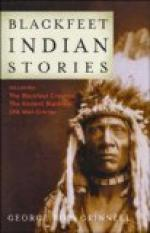 Blackfeet Indian Stories by George Bird Grinnell