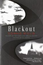 Blackout (novel) by Connie Willis