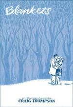 Blankets: An Illustrated Novel by Craig Thompson