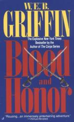 Blood and Honor by W. E. B. Griffin
