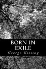 Born in Exile by George Gissing