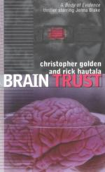 Brain Trust by Christopher Golden