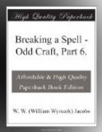Breaking a Spell by W. W. Jacobs