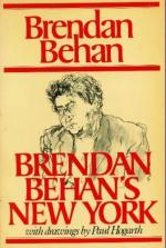 Brendan Behan by
