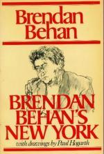 Brendan Behan by