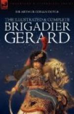 Brigadier Gerard by Arthur Conan Doyle