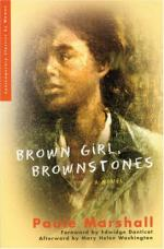 Brown Girl, Brownstones by Paule Marshall