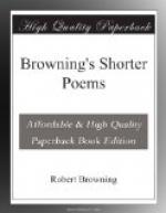 Browning's Shorter Poems by Robert Browning