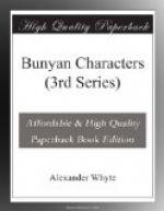 Bunyan Characters (3rd Series) by Alexander Whyte