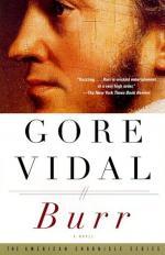 Burr by Gore Vidal