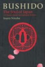 Bushido: The Soul of Japan by Inazo Nitobe