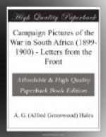 Campaign Pictures of the War in South Africa (1899-1900) by