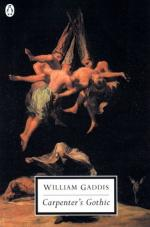Carpenter's Gothic by William Gaddis