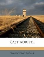 Cast Adrift by Timothy Shay Arthur