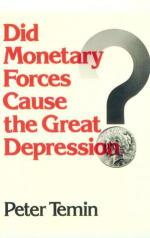 Causes of the Great Depression by