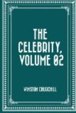 Celebrity, the — Volume 02 by Winston Churchill