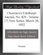 Chambers's Edinburgh Journal, No. 429 by