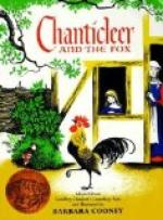 Chanticleer and the Fox by