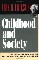 Childhood and Society by Erik Erikson