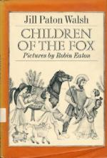 Children of the Fox by Jill Paton Walsh