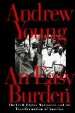 Movement ot Militancy in the U.S. Civil Rights Movement by