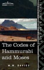 Code of Hammurabi by