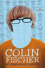 Colin Fischer by Ashley Miller (screenwriter)