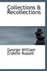 Collections and Recollections by George William Erskine Russell